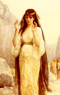 Alexandre Cabanal - The Daughter of Jephthah